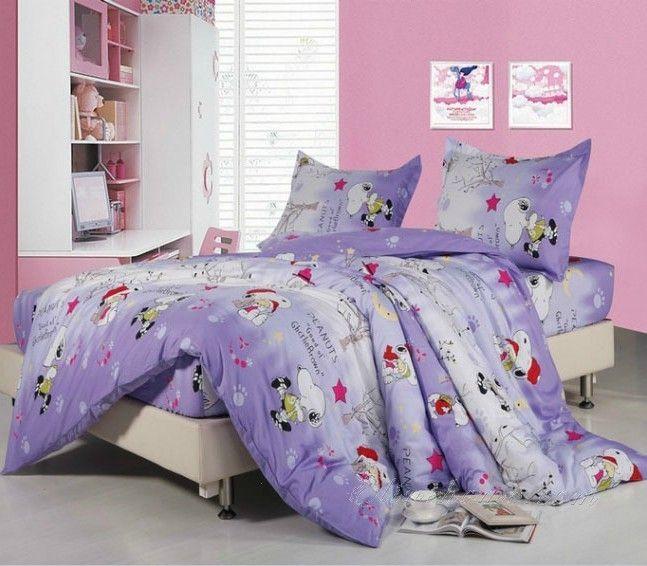 Snoopy Queen Bedding