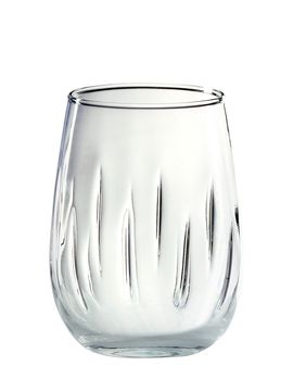 Borgonovo Stemless Aerating Wine Glasses (Set of 4) from Entertain at Home: Contemporary Serveware Feat. Shiraleah on Gilt