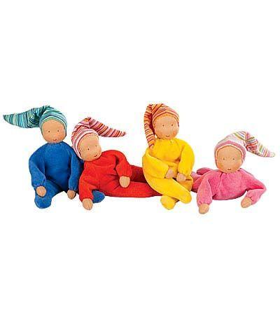 Kathe Kruse® Nicki Baby Doll Handmade in Germany