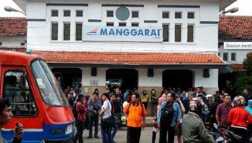 5 Stasiun Kereta Api Paling Angker Dan Berhantu Serta Punya Cerita Menyeramkan di Indonesia