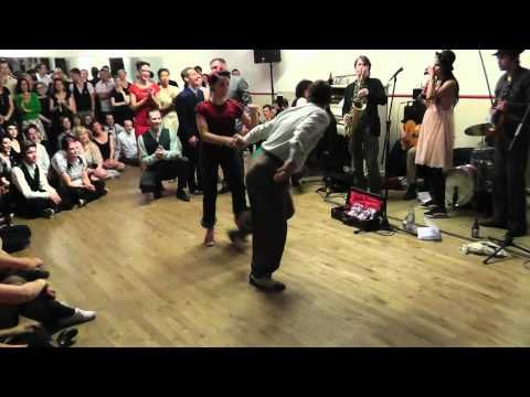 THIS IS SWING!!! // 2012 berlininjammerz // saturday 1930s party // teachers performance