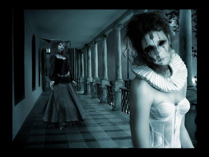 Macabre Masquerade by ~aselclub