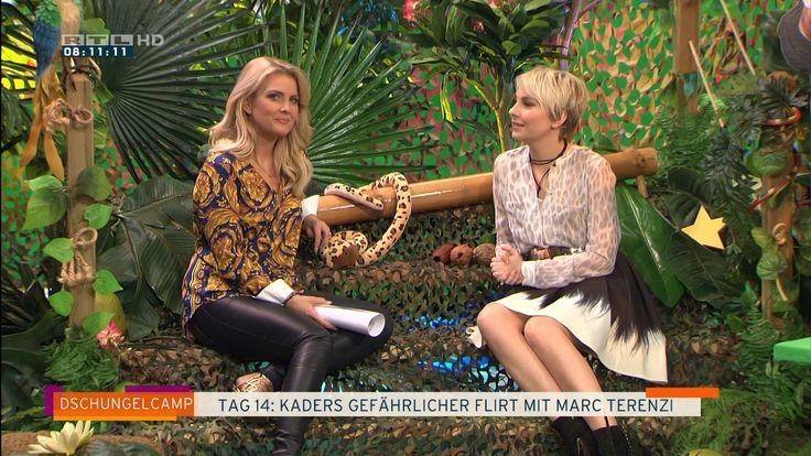 Jennifer Knäble & Susanne Klehn Leather pants 27.1 2017