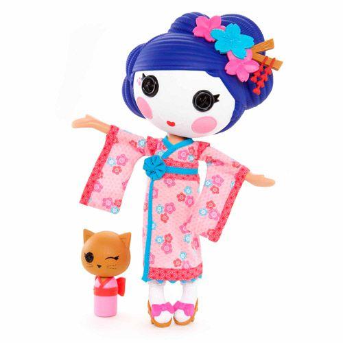 Yuki Kimono Lalaloopsy - I want this when they make her as a mini :)