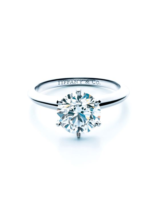 Engagement Ring 101: Tiffany & Co. Started The Tradition Of Proposing With A Diamond