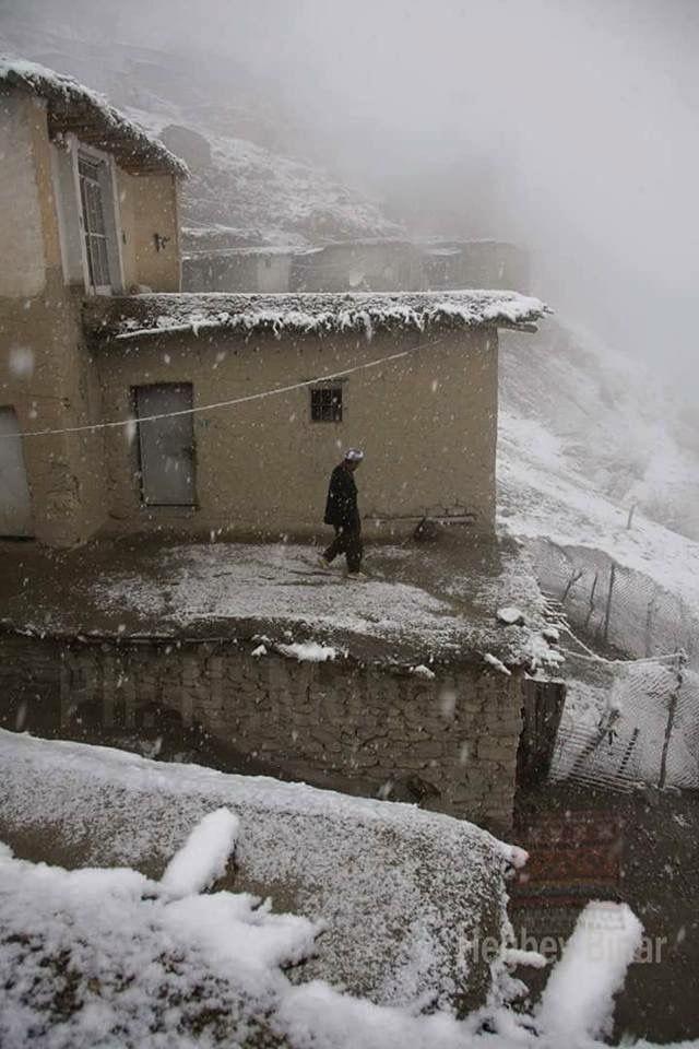 Kurdish village .