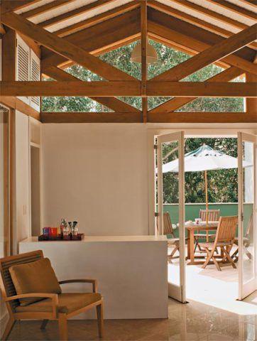 25 melhores ideias de telhados no pinterest cidade for Fotos de casas modernas com telhado aparente