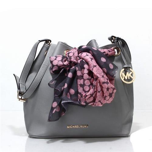 Michael Kors Handbags. I like the gray color!