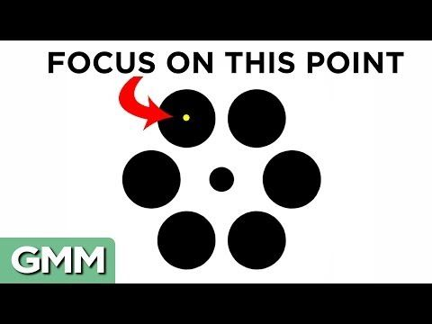 10 Best Optical Illusions of 2014 - YouTube