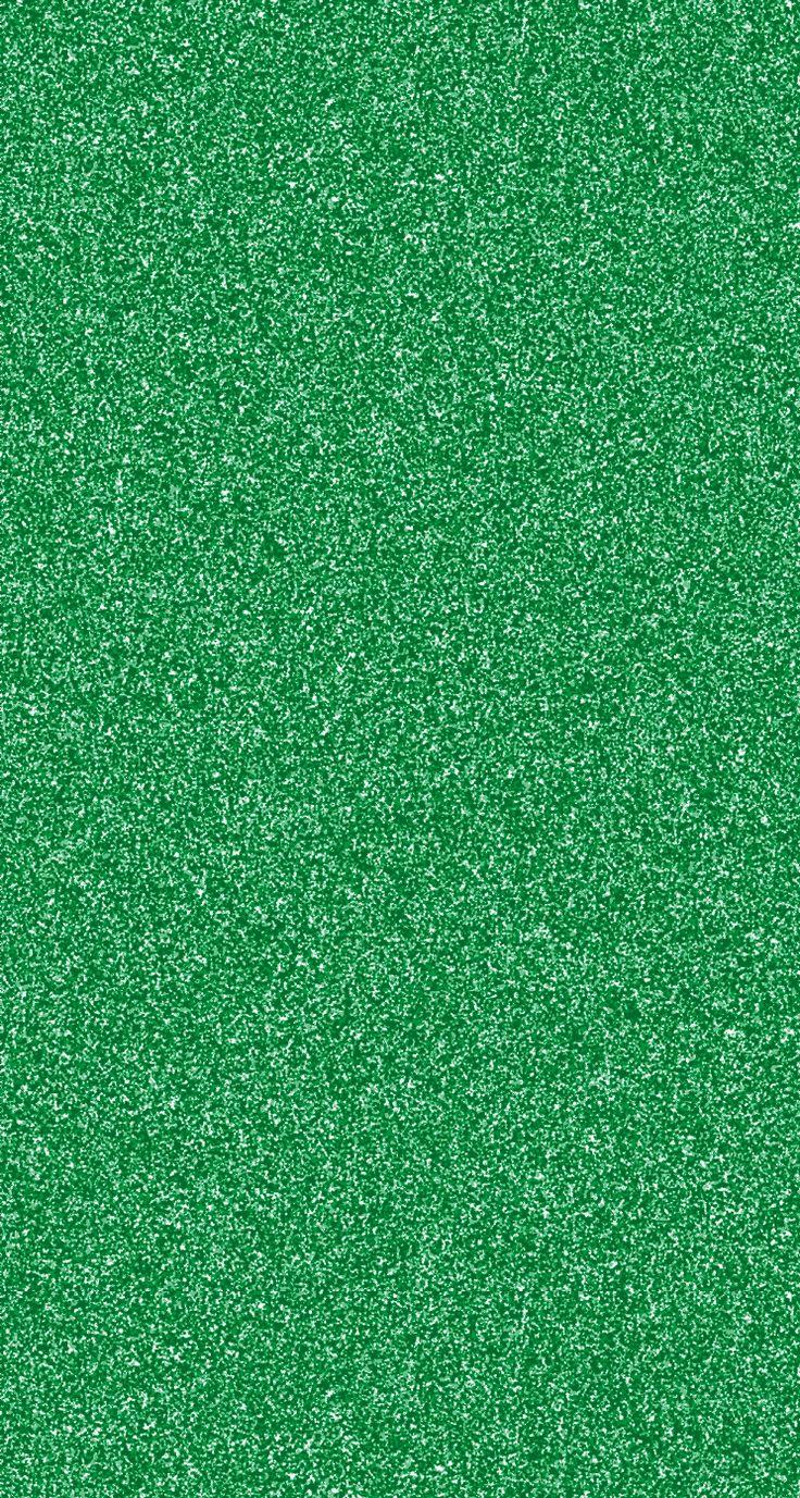 Green Glitter, Sparkle, Glow Phone Wallpaper - Background