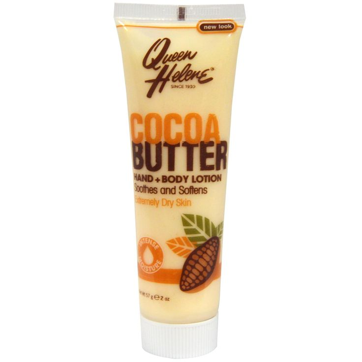 Queen Helene, Cocoa Butter Lotion, Travel Size, 2 oz