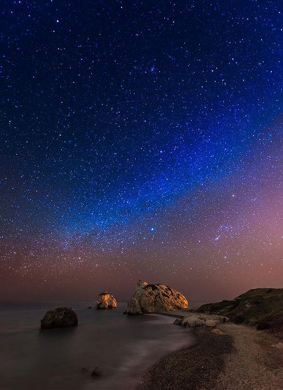фото кипр звездное небо данном случае имеется
