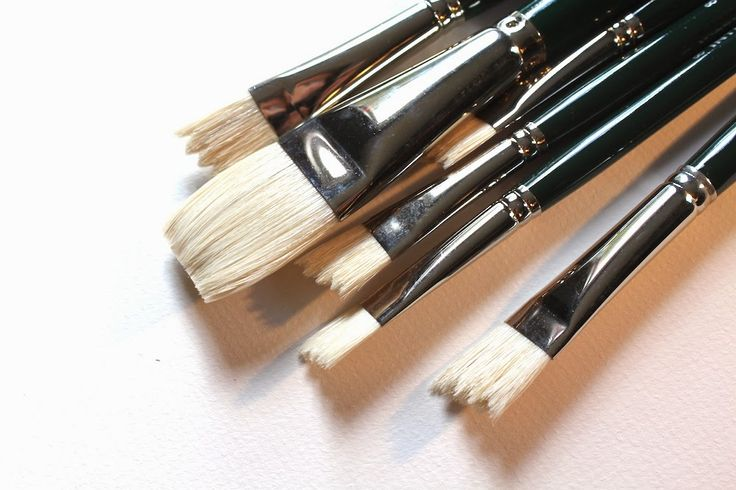 12 best decorative painting brush care images on pinterest for Faux painting brushes