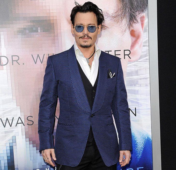 #62 Johnny Depp