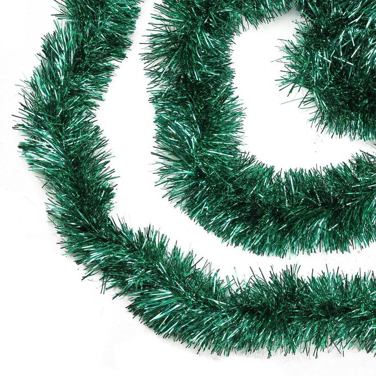 The best tinsel garland ideas on pinterest christmas
