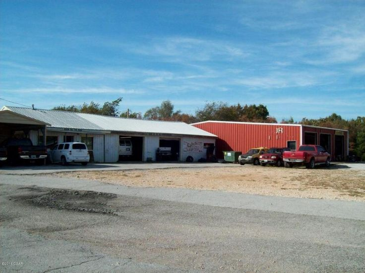 Well established, Turn Key, Tire Shop Business located just south of Neosho. Equipment and inventory stay with the property including 3 10,000 lb. lifts, 2 Tire Machines/Balancer, Alignment Machine, Brake Lathe Machine, and Tire Inventory (between 800 and 1,000 Used Tires). Mechanics personal tools will not be included in the sale. Real Estate can also be purchased without Equipment and Inventory for $180,000. As per seller, city sewer is available for hookup.