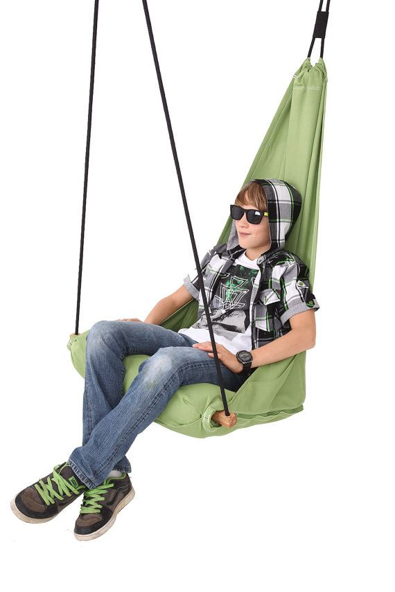 Las 25 mejores ideas sobre sillas colgantes en pinterest - Silla colgante mimbre ...