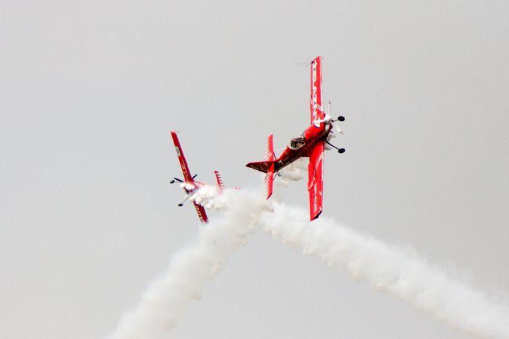 akrobacje powietrzne - pokazy lotnicze 2013