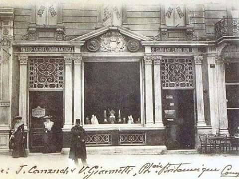 1833 kanzuk eczanesi istiklal caddesi