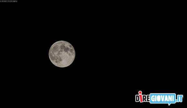 Titolo: Luna Faticosa  Nome dell'Autore: Renzo Pizzicaroli