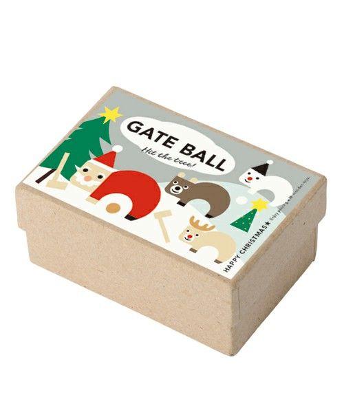 クリスマスミニゲーム ゲートボール(その他雑貨)|GEORGE'S(ジョージズ)のファッション通販 - ZOZOTOWN
