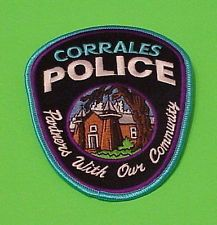 CORRALES  NEW MEXICO    POLICE PATCH                                                                                                                                                                                 More