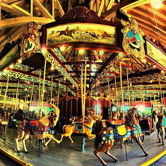 port dalhousie carousel - Photo by Brock Hunter