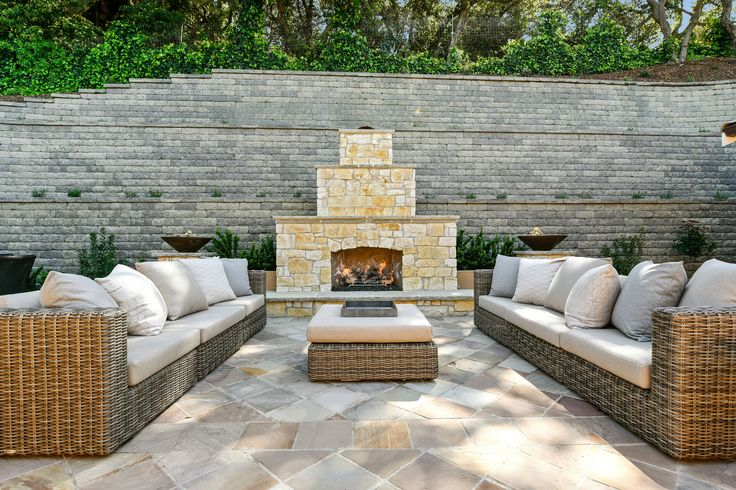 Check out this spacious Mediterranean (with expansive floor plan, vaulted ceilings and exceptional renovations, that features an outdoor stone patio with gas fireplace. Is it wine o'clock yet? Listed at $2,495,000 http://pacunion.us/88sandringham