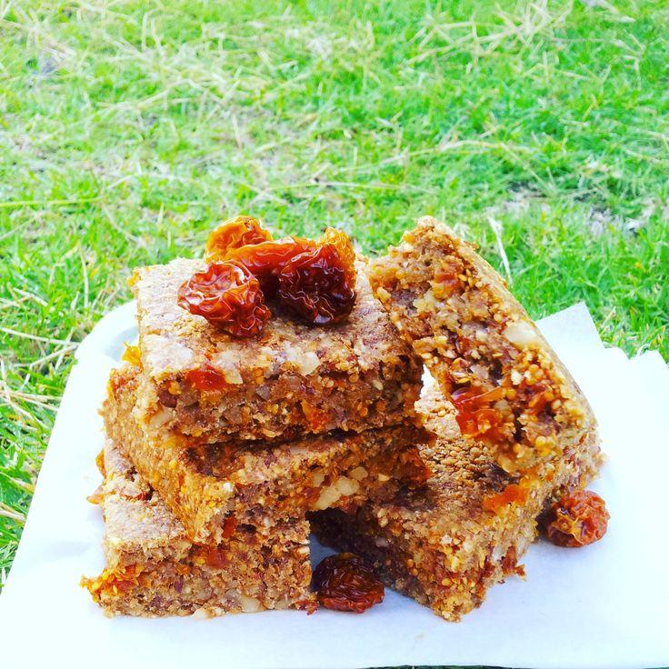 Inca Berry Slice - vegan