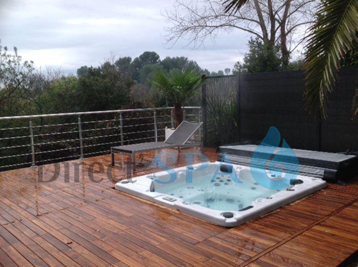 installation d un jacuzzi l installation de votre jacuzzi piscine installation d un jacuzzi le. Black Bedroom Furniture Sets. Home Design Ideas