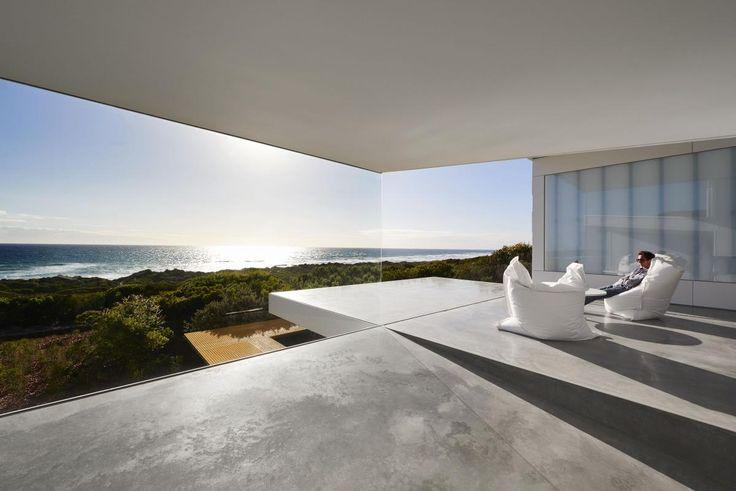 Robin Williams Architect, Villa Marittima, St Andrews Beach, Australia