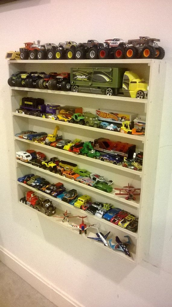 Hot Wheels Matchbox Cars Monster Trucks Legos Planes by VersaRacks