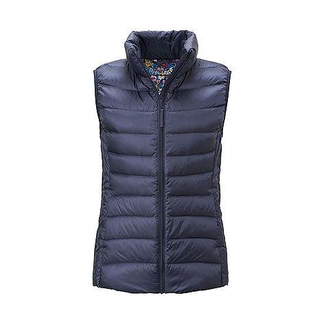 WOMEN LIBERTY LONDON for UNIQLO Ultra Light Down Vest