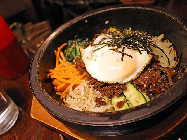 Korean food is a relative rarity in Milwaukee. But, if you're craving a warming bowl of something flavorful, often spicy and sometimes surprising, Stone Bowl is one place in town that will satisfy.