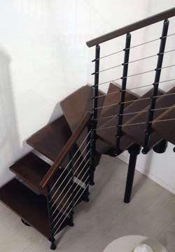 Escaleras Caracol Escaleras en kit Modelo Kompact