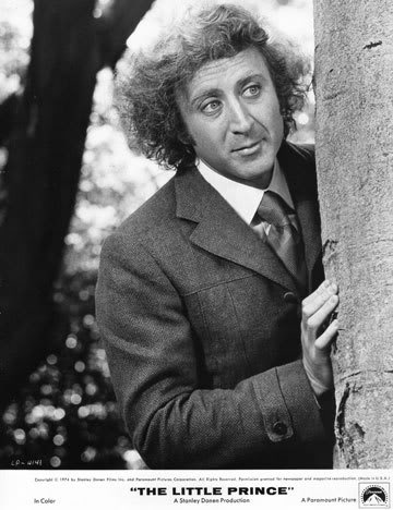 Gene Wilder, an amazing actor who brought humor and fun to so many movies throughout the 1970's and 80's