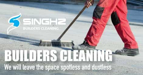 Singhz Builders Cleaning Services Melbourne We can take care of all your after builders cleaning needs in residential and commercial premises. #BuildersCleaning