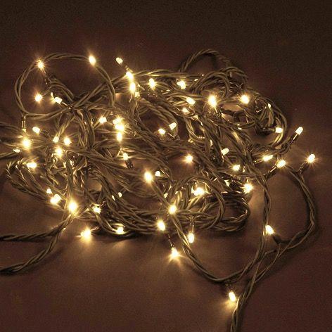 16 best guirnaldas y cortinas de luz images on pinterest - Guirnalda luces led ...