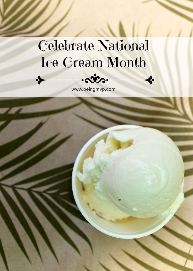 being MVP: Celebrate National Ice Cream Month + Join Twitter Party on July 28th ($100 Prizes)! #CAicecream #Ad @RealCalifMilk