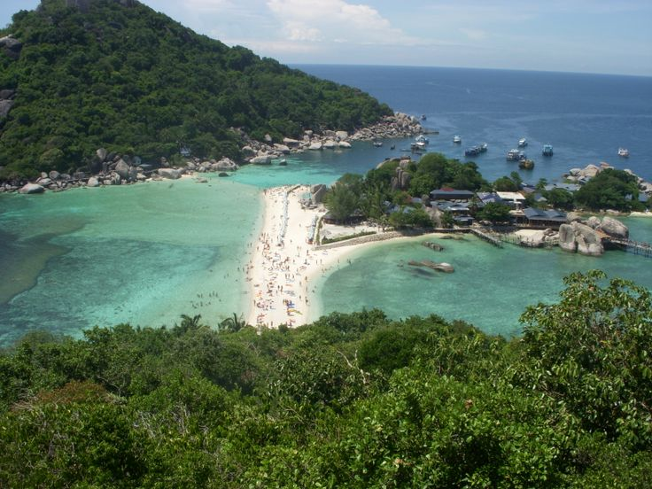 Thailandia - Koh Samui : koh nang yuan ...paradise!