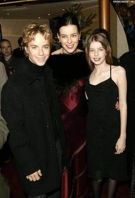 Two Peter Pan stars in 2003