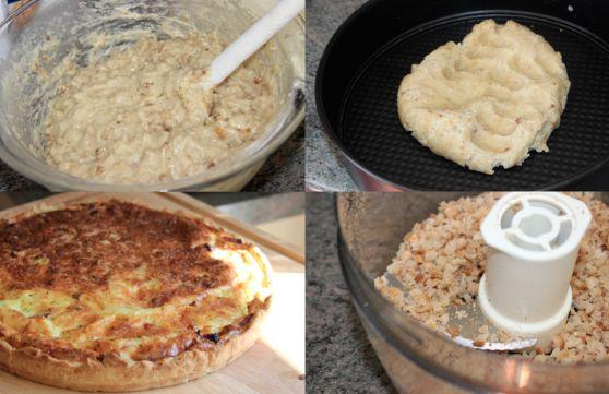 Pâte brisée, façon Baguette traditionnelle