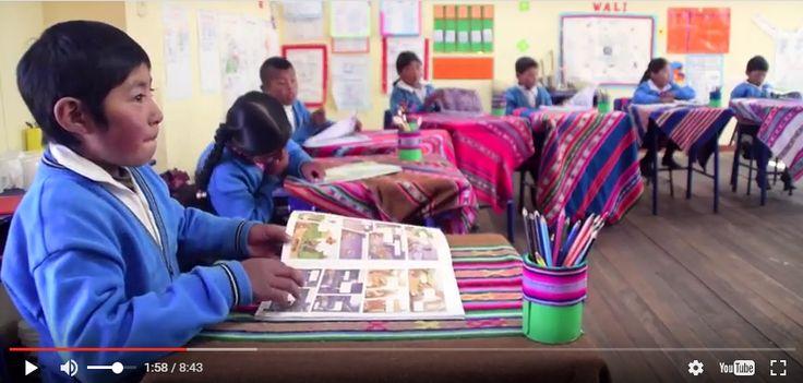 Mis lecturas favoritas: una propuesta intercultural de lectura y escritura