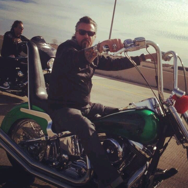 Gas Monkey Garage - Richard Rawlings - Fast n Loud