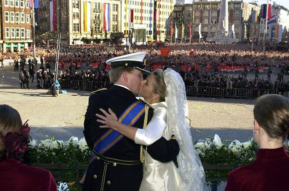 Willem-Alexander and Maxima celebrate their 14th wedding anniversary - Photo 8