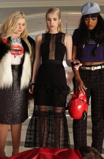 Chanel Oberlin in Scream Queens S01E12