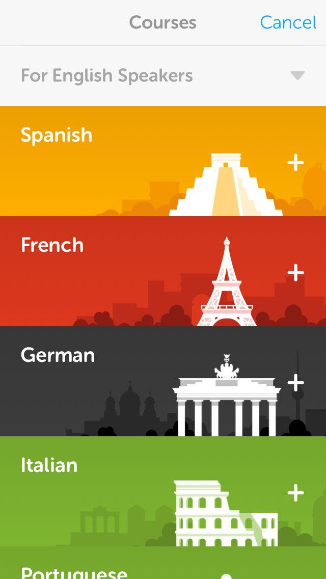 Duolingo #UI