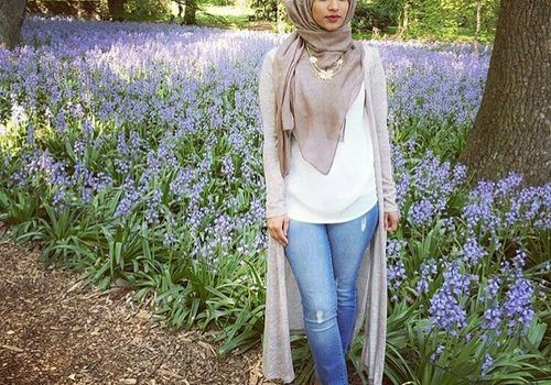 Beautiful hijab outfits