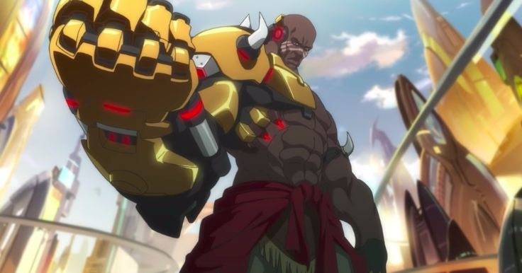 Overwatch's Doomfist is real, and he's available now on the PTR: Ever since Overwatch's launch last year, there have been murmurs that…