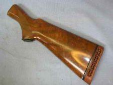 Remington Model 870 12 ga high grade XXX checkered walnut buttstock w/recoil pad